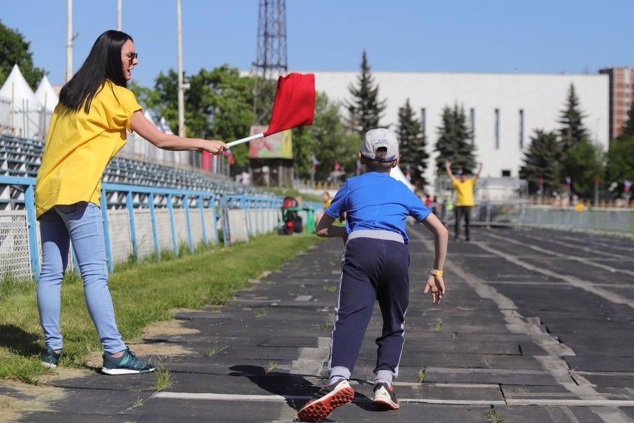 Стадион «Москвич» откроют после реконструкции в 2021 году