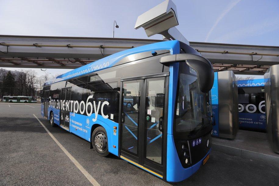Маршрут электробуса №т76 стал самым популярным