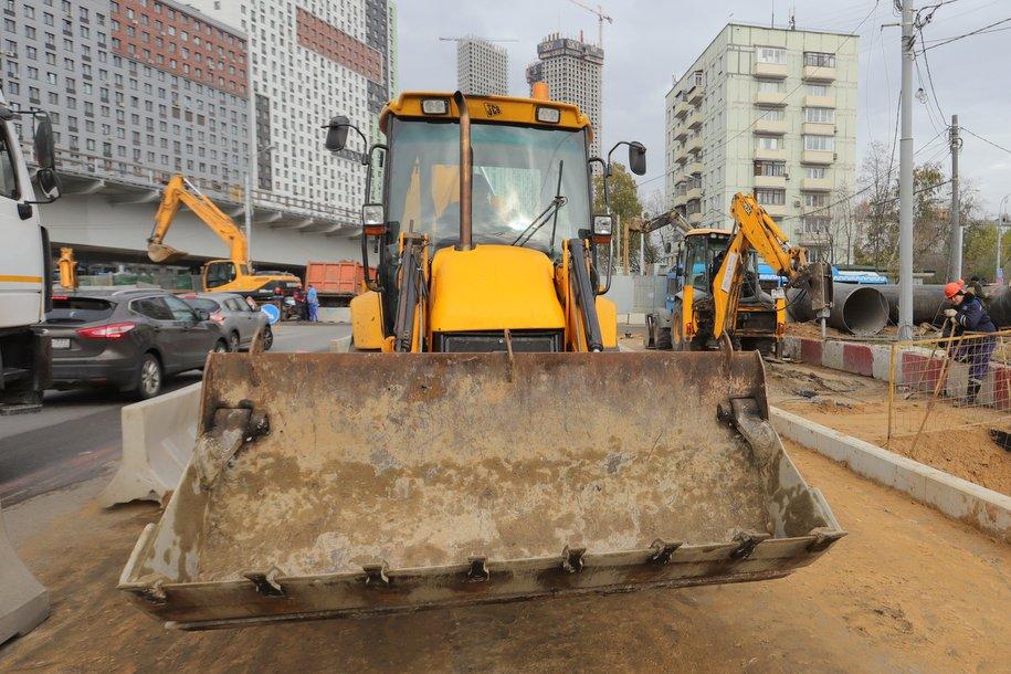 Строительная отрасль ежегодно создает 17% ВРП Москвы