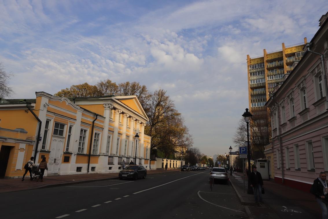 Минусовые температуры придут в Москву на следующей неделе