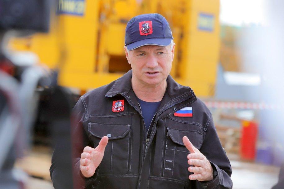 В Москве построят три крупных медицинских корпуса