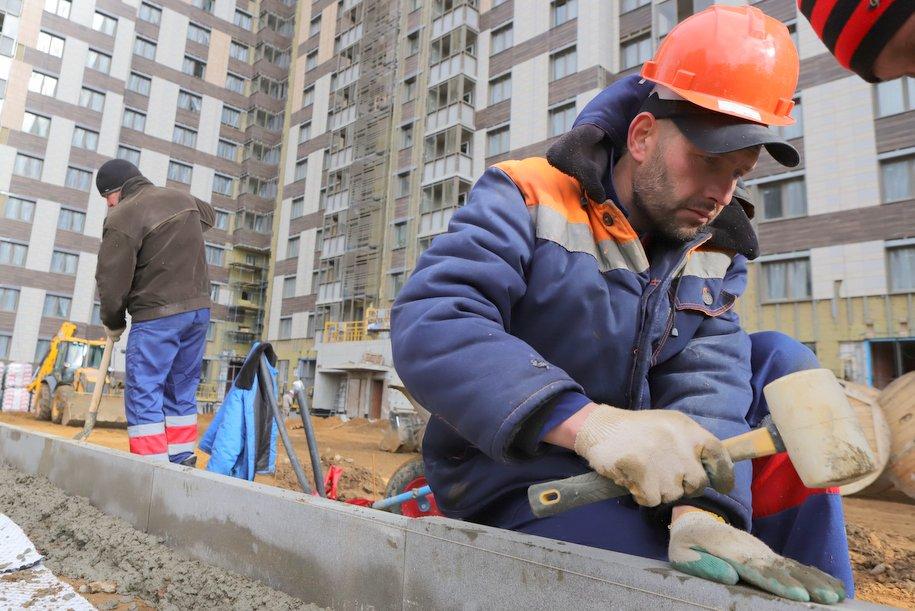 В Москве увеличатся темпы строительства жилья по программе реновации