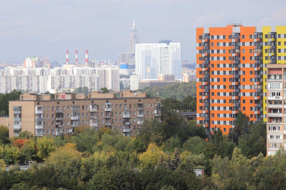 До конца года начнется строительство дома по программе реновации в Хорошево-Мневниках