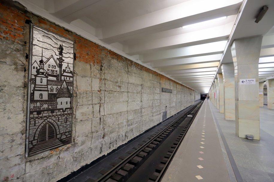 Закрытые станции Каховской линии метро откроют в составе БКЛ в 2022 году