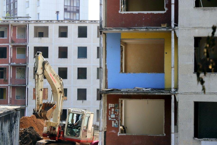 Более 39 тыс. участников реновации переехали в новое жилье