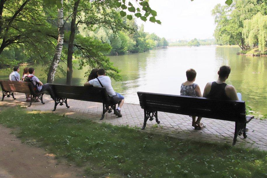 В парке «Усадьба Люблино» появится павильон кафе
