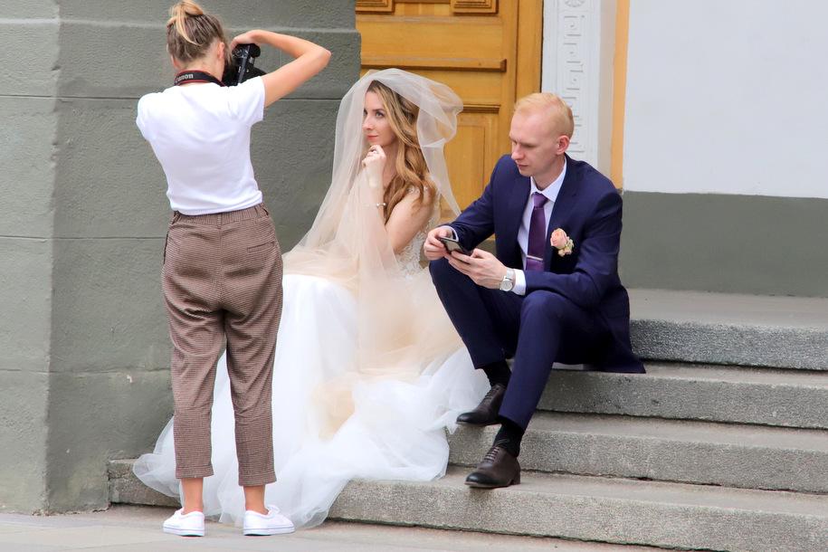 В Москве открылись две новые площадки, где можно зарегистрировать брак