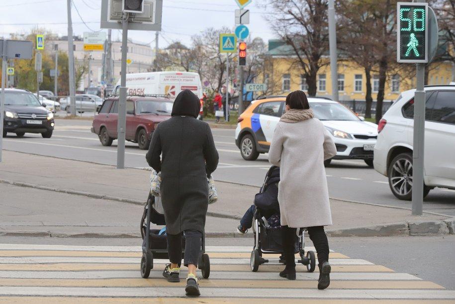 В Москве объявлен «жёлтый» уровень опасности до вечера 1 ноября