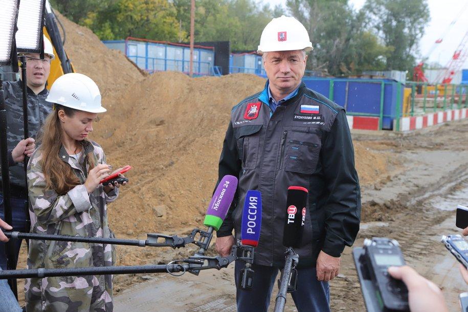 Транспортные хорды Москвы интегрируют с шоссе Подмосковья