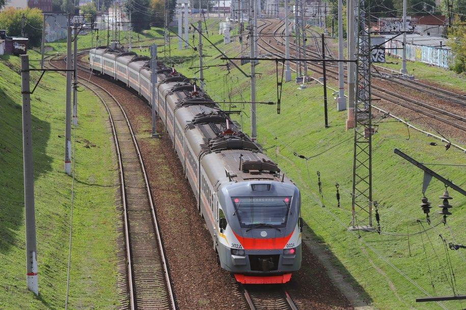 График движения электричек Московского транспортного узла изменится в ноябрьские праздники