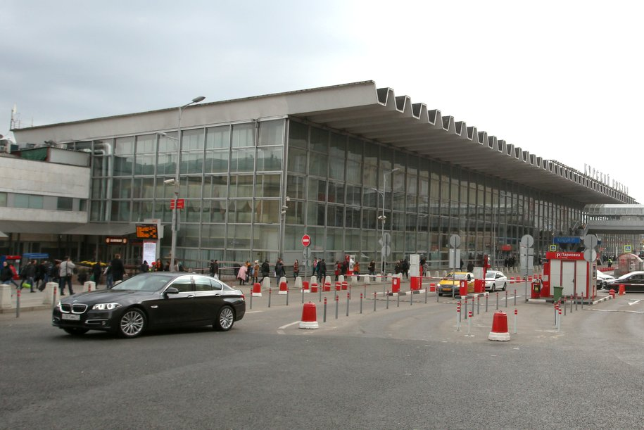 Модернизацию двух залов Курского вокзала завершат до конца года