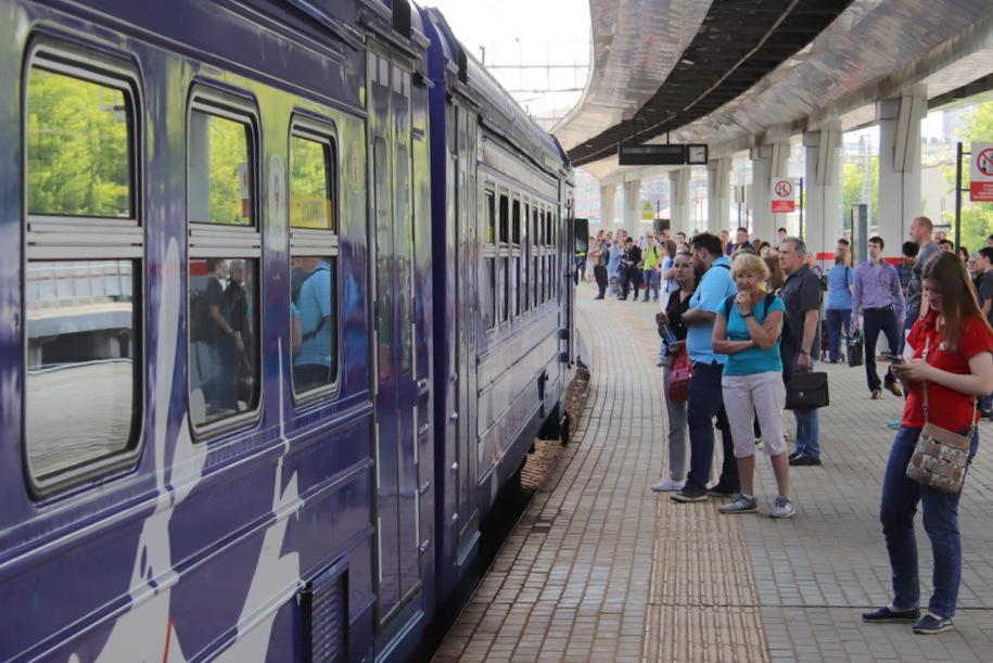 Новую железнодорожную платформу «Косино» построят в 2023 году