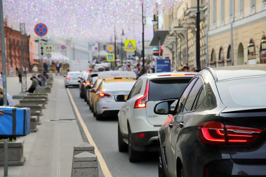 Старая версия приложения «Парковки Москвы» не поддерживается с 1 октября