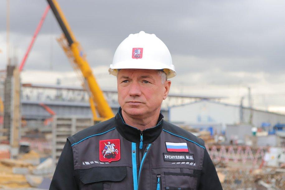 Два щита-гиганта для строительства БКЛ прибудут в Москву в ноябре