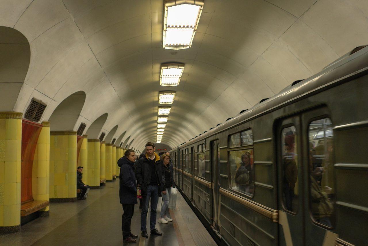 Число пересадочных станций на Калужско-Рижской линии метро увеличится до девяти