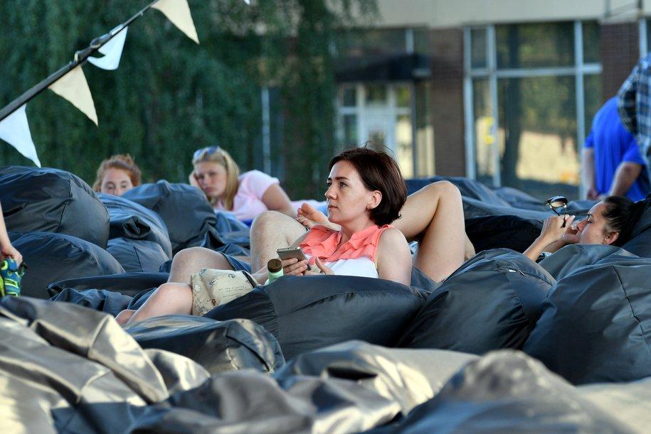 Летний кинотетар появится в парке «Дружба»