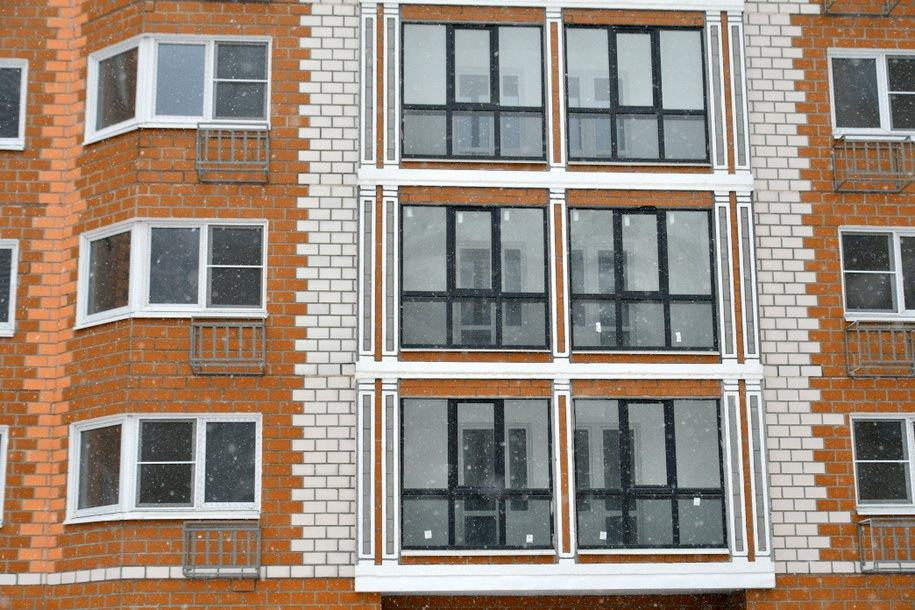 По программе реновации в Москве строится 179 домов