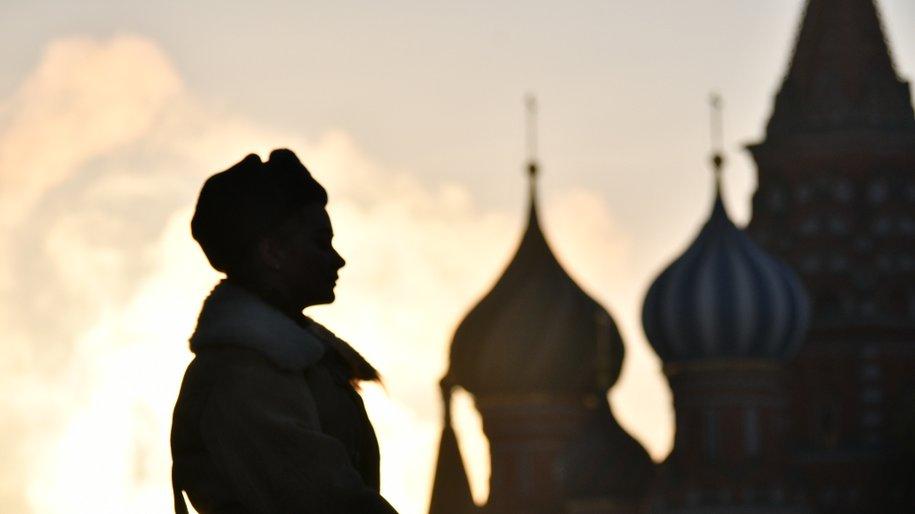 Московские курсанты пошли в патриотический поход