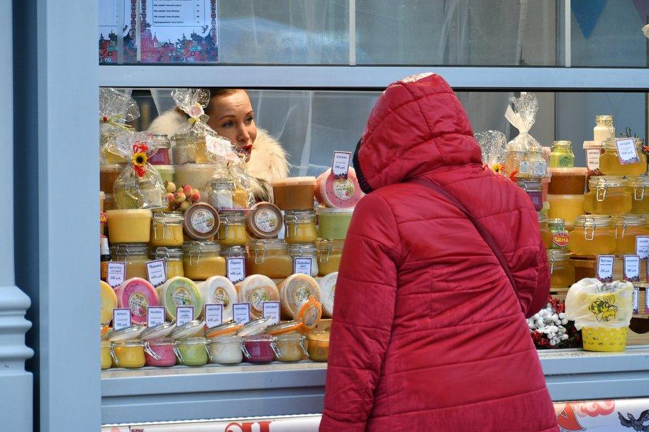 В Москве увеличились продажи товаров российских производителей — Собянин