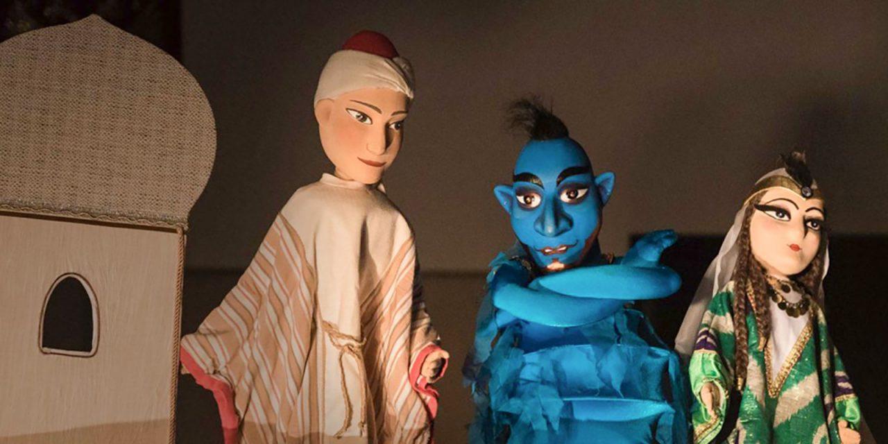 В «Аптекарском огороде» пройдет осенний фестиваль кукольных театров
