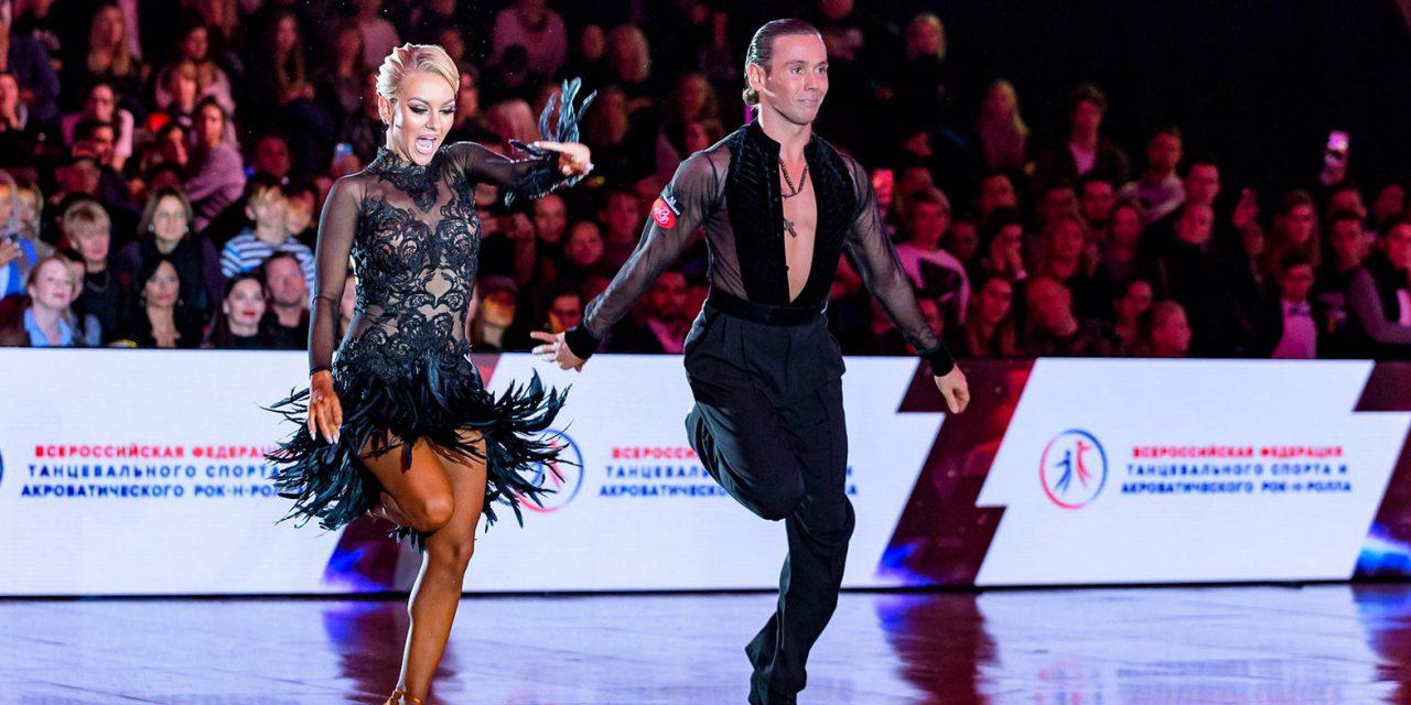 Во Дворце гимнастики в «Лужниках» пройдут соревнования по спортивным бальным танцам