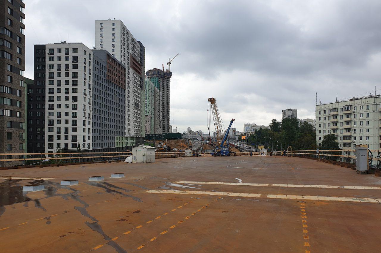«Конструкции Карамышевского моста готовы», – Хуснуллин