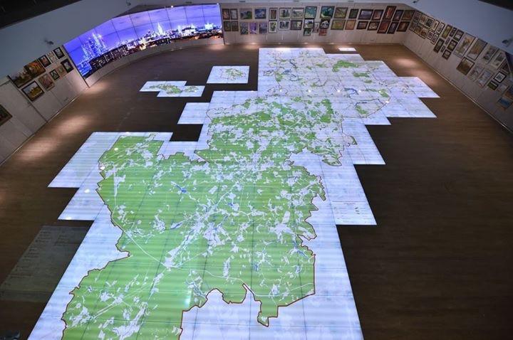 Мультимедийный комплекс «Карта Москвы» представят на EXPO REAL 2019
