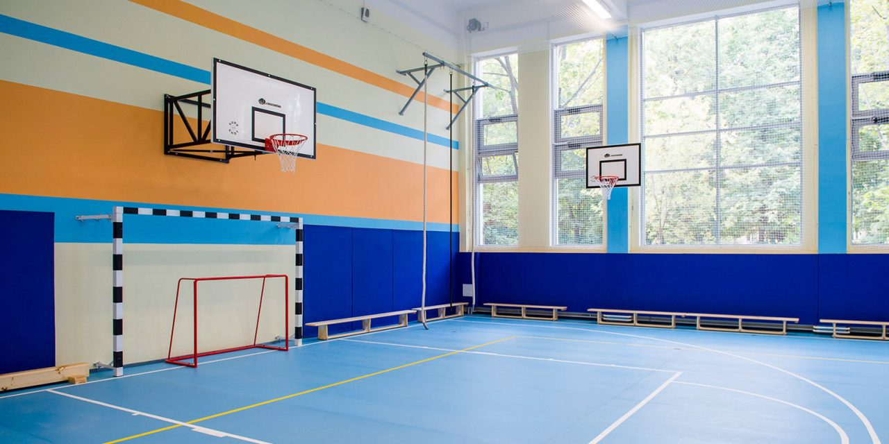 В районе Некрасовка строится многофункциональный спортивный комплекс