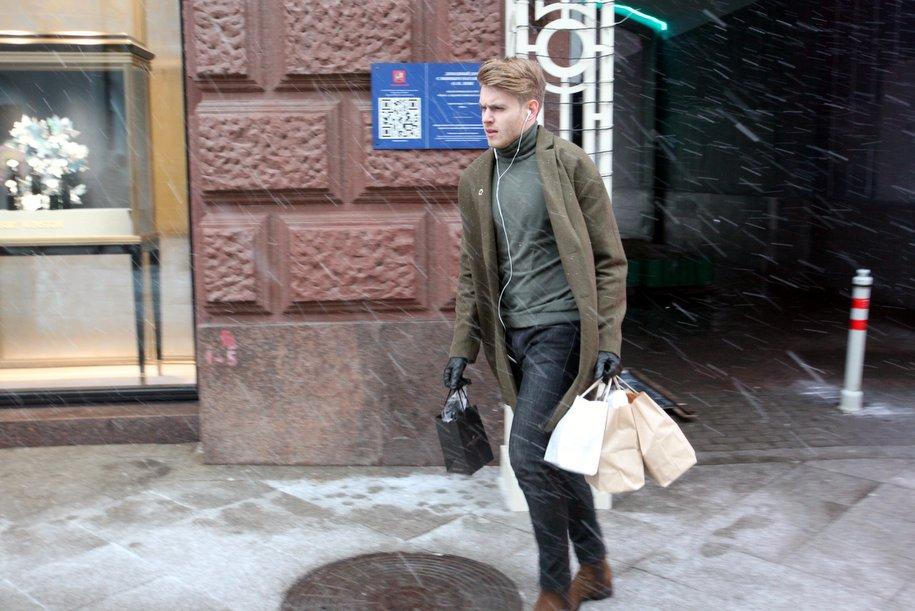 МЧС предупредило о дожде и усилении ветра в Москве до 17 м/с во вторник вечером