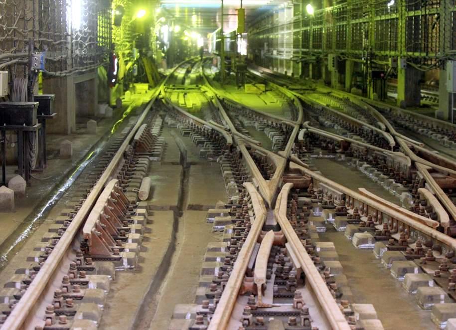 У станции метро «Кленовый бульвар» на БКЛ появится пункт ремонта поездов