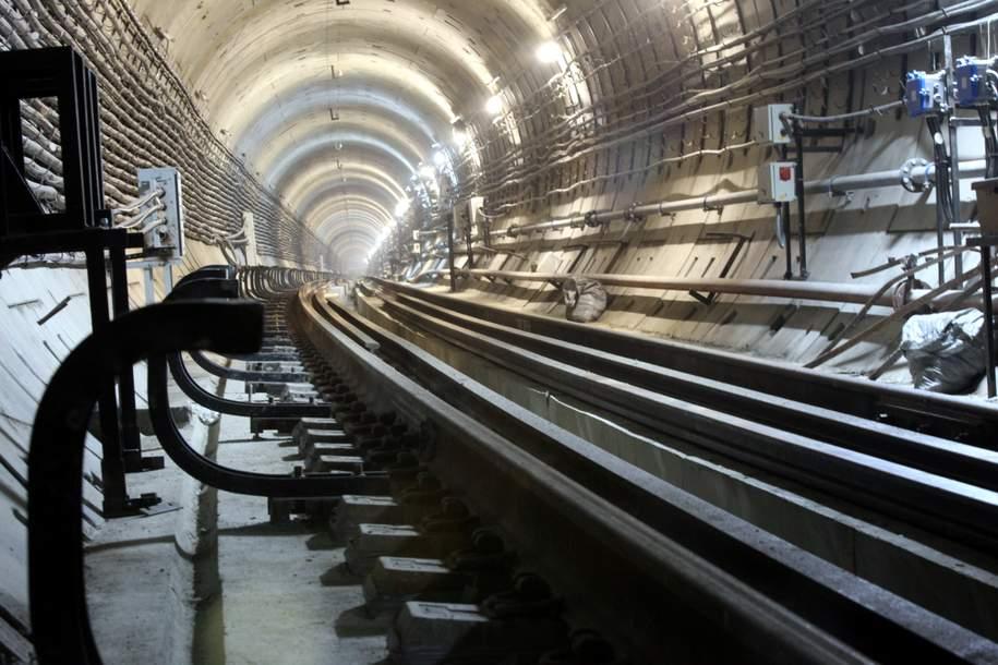 Готов тоннель метро от «Проспекта Вернадского» до «Улицы Новаторов»