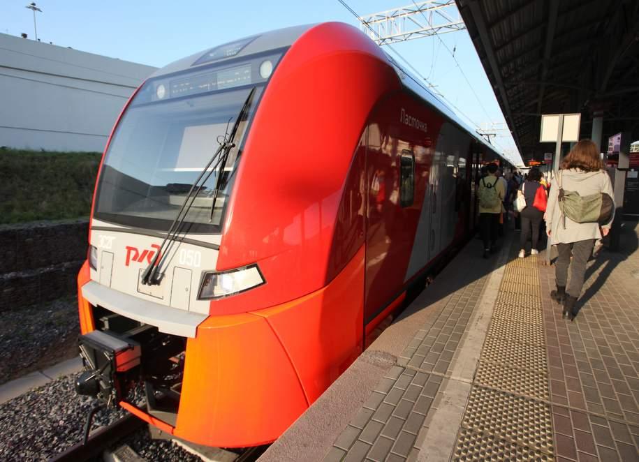 Поезда «Ласточка» оснастили системой автоведения