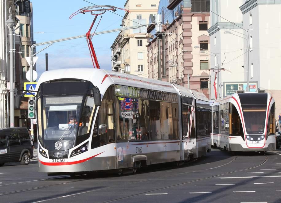 Краснопресненскому трамвайному депо – 100 лет