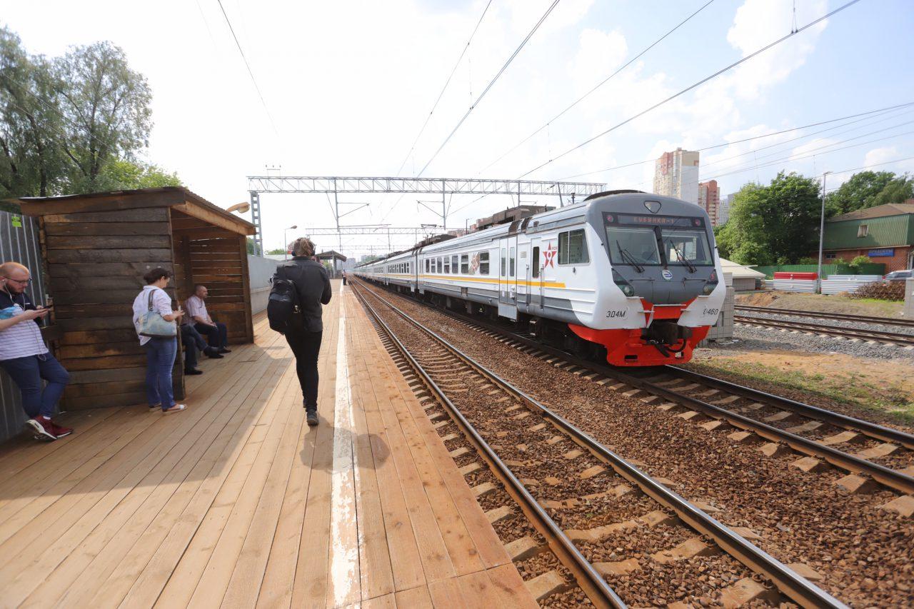Железнодорожные станции приведут к стандарту МЦД