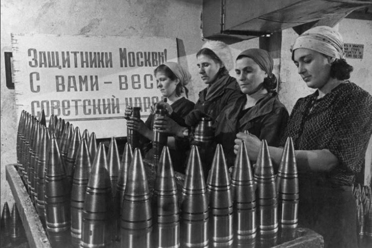Главархив пригласил москвичей на выставку редких военных фотографий