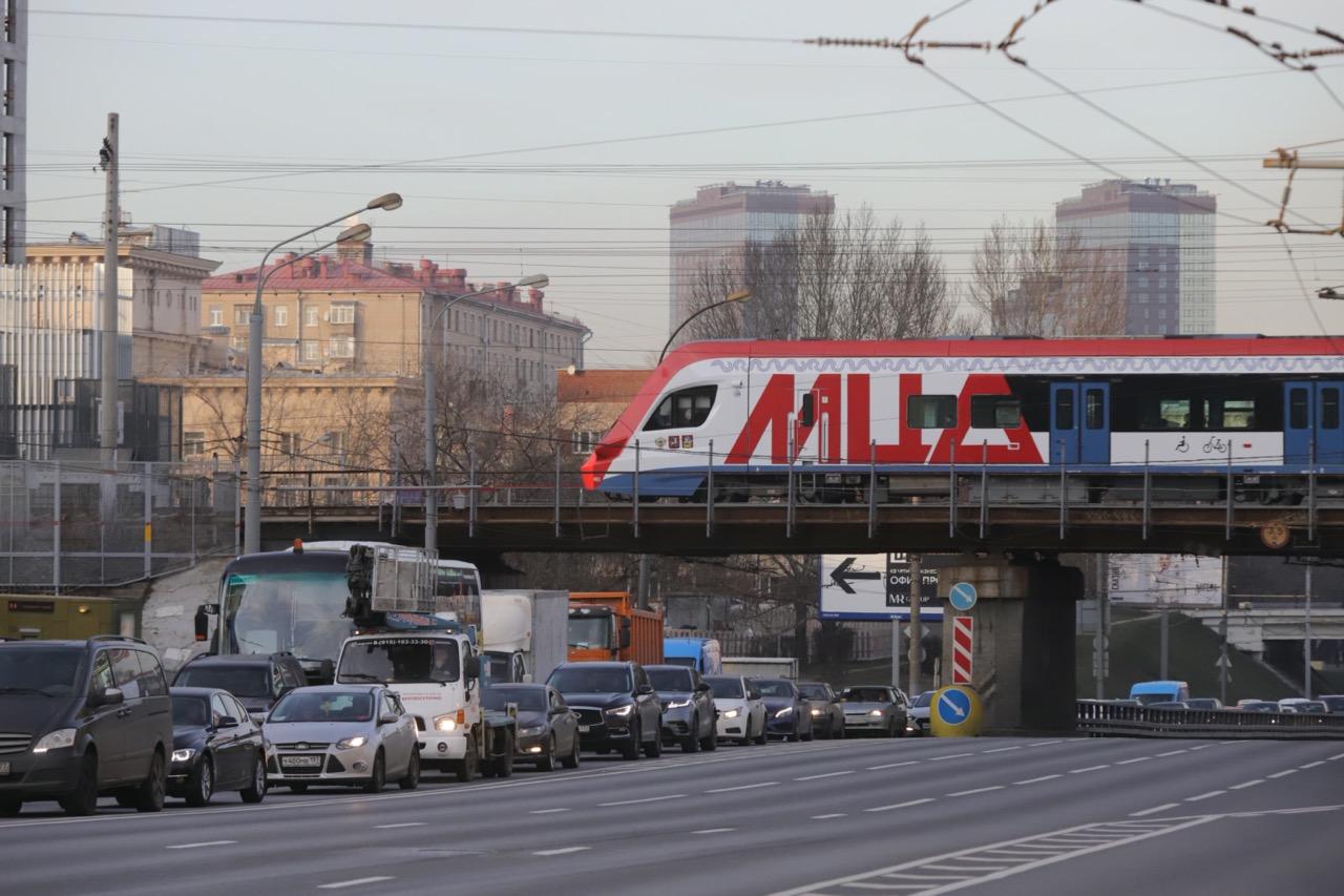 Открытие МЦД снизит нагрузку на Кутузовский проспект