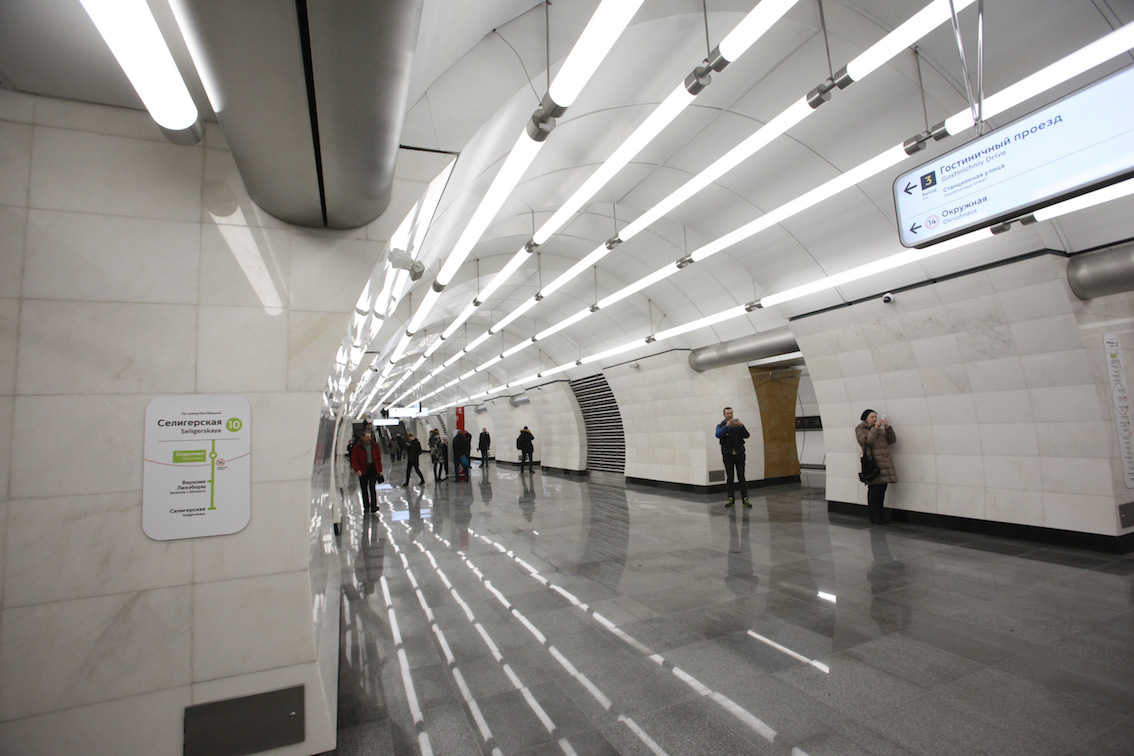 Стартовало голосование по продлению Люблинско-Дмитровской линии метро