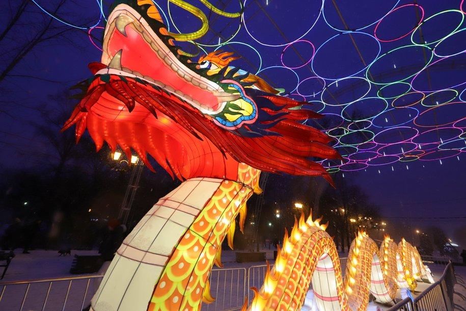 В парке «Сокольники» откроется фестиваль волшебных китайских фонарей