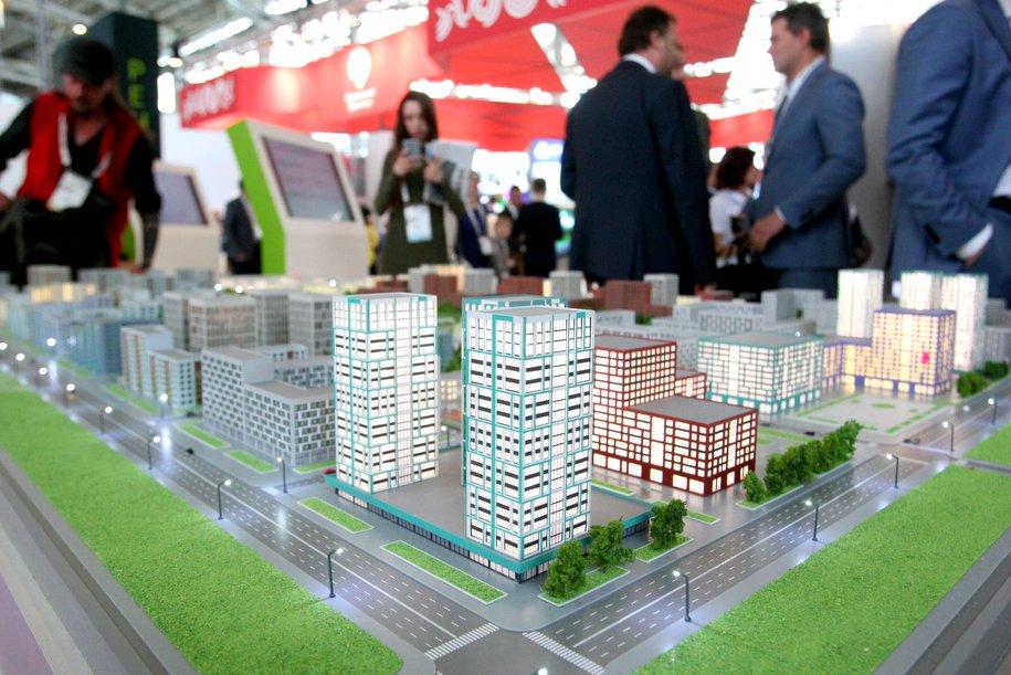С начала года в Москве построено 7,7 млн кв. метров недвижимости