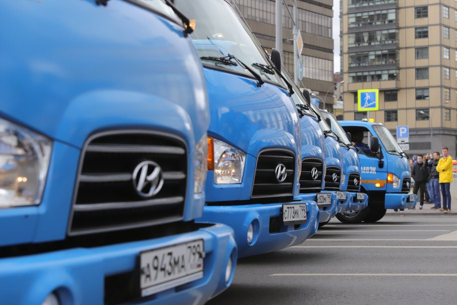 В приложении «Яндекс.Навигатор» появится функция построения маршрутов по грузовому каркасу Москвы