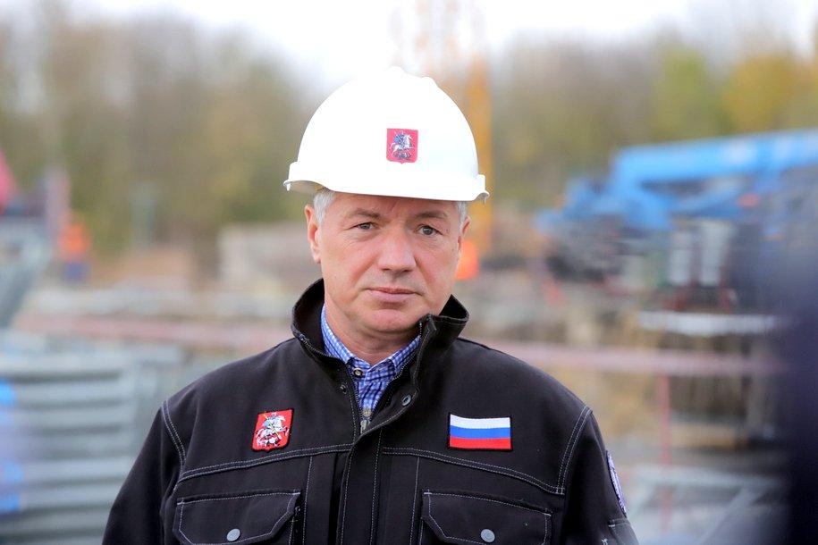 На южном участке БКЛ готов второй тоннель между станциями «Каховская» и «Зюзино»