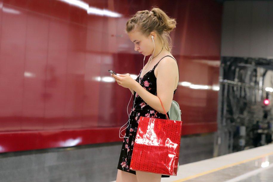 Бесплатный Wi-Fi заработал на участке метро от «Саларьево» до «Коммунарки»