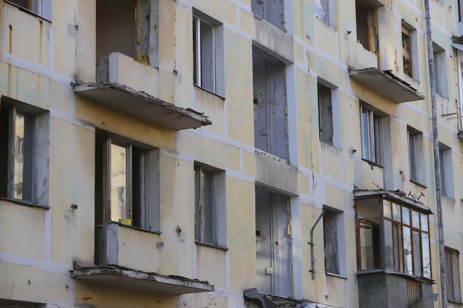 В Пресненском районе начался переезд жителей по программе реновации