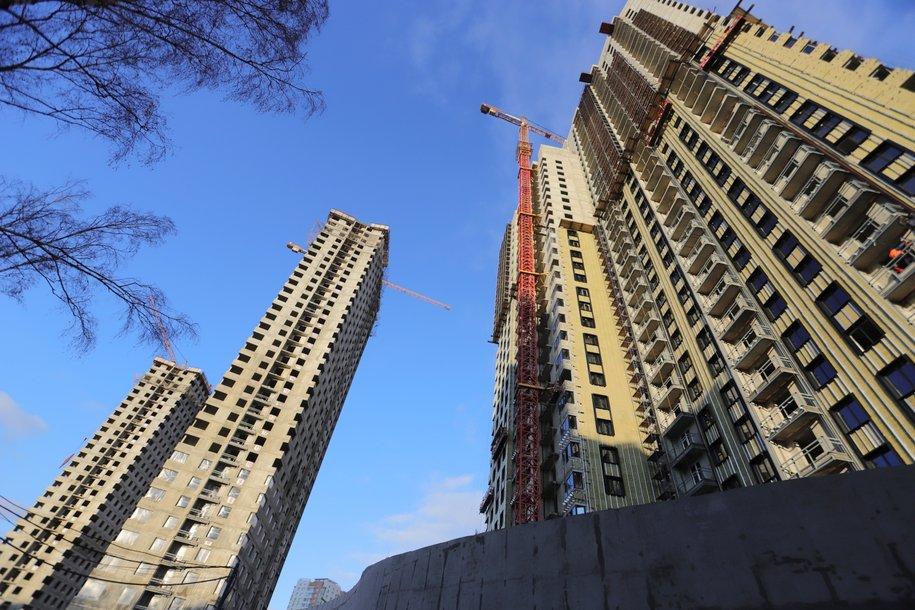 В Академическом построят четыре дома по программе реновации