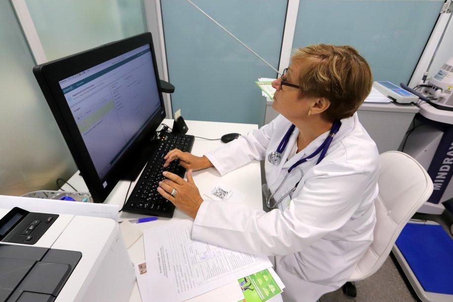 В поликлиниках расскажут о правильном питании и здоровом образе жизни