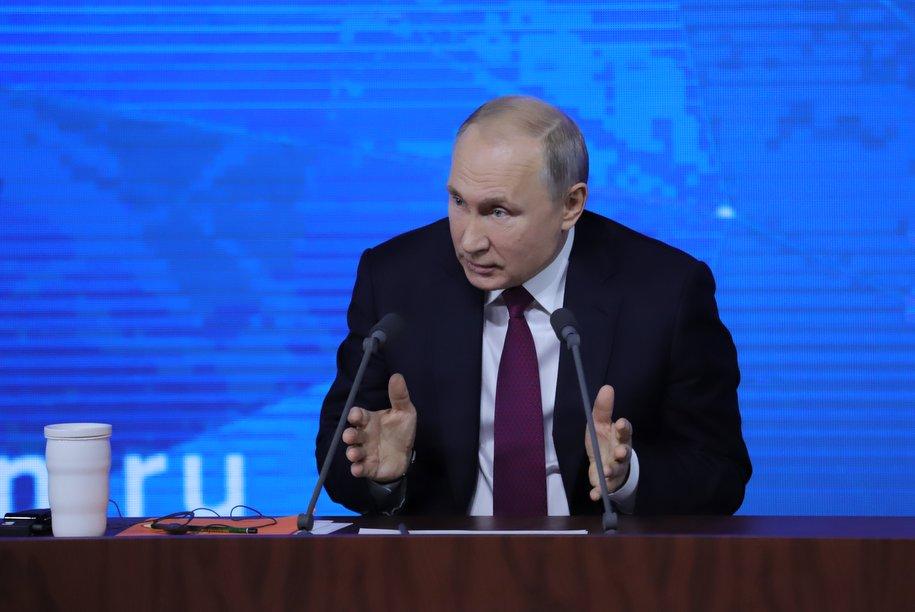 Пресс-конференция Владимира Путина состоится 19 декабря