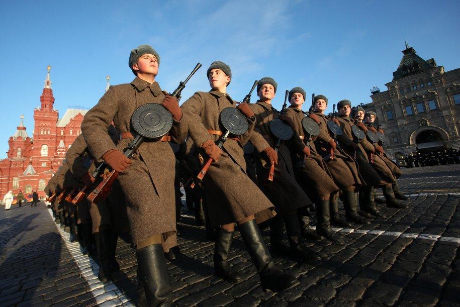 Cергей Собянин утвердил порядок проведения торжественного марша в память о параде 7 ноября 1941 г.