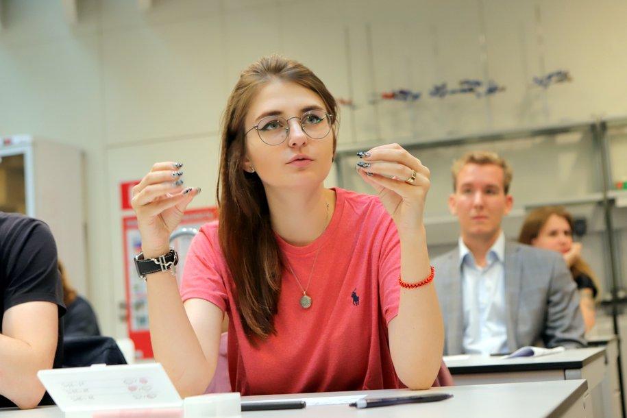 Для московских школьников проведут цикл карьерных тренингов