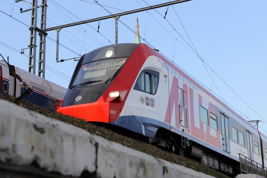 Самой популярной станцией МЦД стала станция «Одинцово»