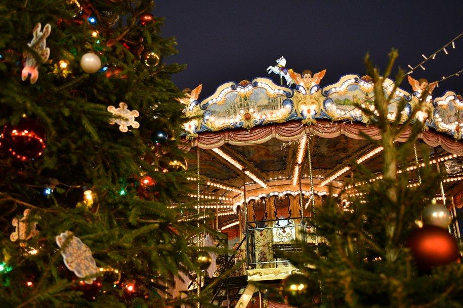 Фестиваль «Путешествие в Рождество» пройдет в столице с 13 декабря по 12 января